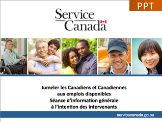 Service Canada Available Jobs