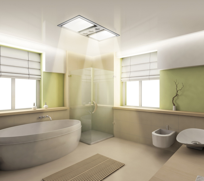 Bathroom Heat Lamps