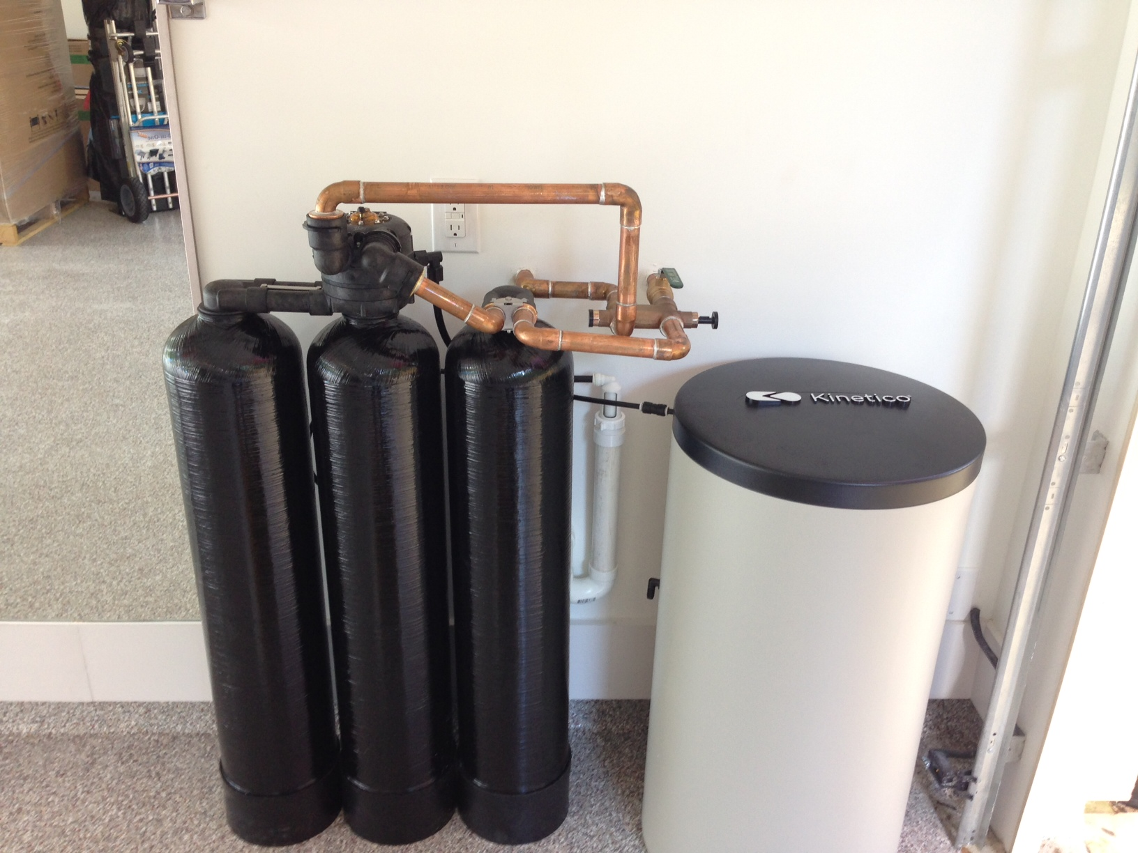Kentico Water Softener