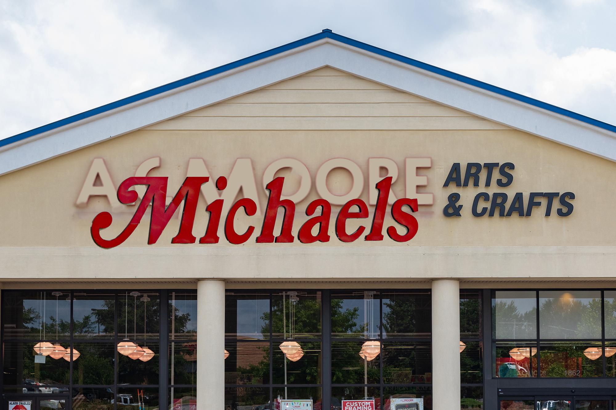 Michaels or AC Moore