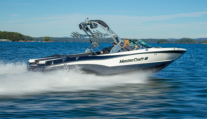 Mastercraft Boat XT25