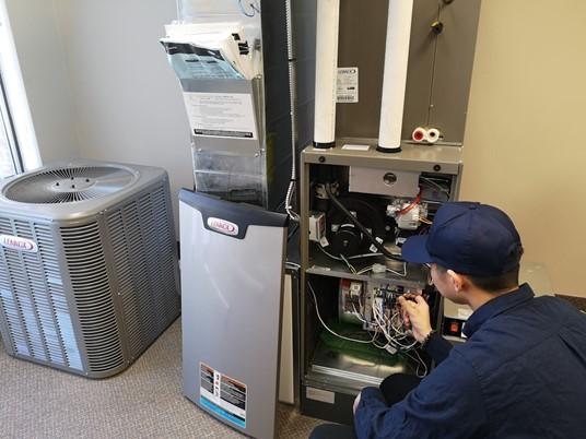 lennox furnace repairing